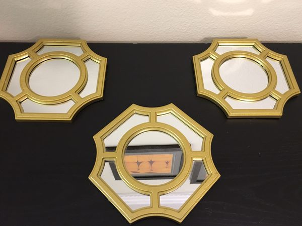 Mirror Wall Decorations