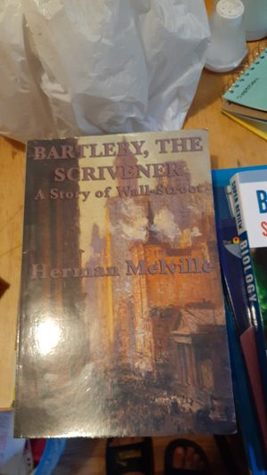 Bartleby the scrivener for Sale in Los Angeles, CA