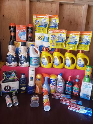 Tide Simply Household Bundle! for Sale in Spanaway, WA
