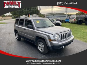 2014 Jeep Patriot for Sale in Port Charlotte, FL