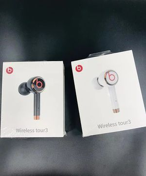 Brand new Beats Wireless Tour3 Earphones. for Sale in Cypress, CA