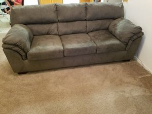 Green sofa for Sale in Fresno, CA