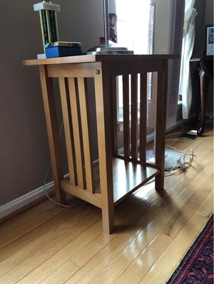 Bedside Table for Sale in Fairfax Station, VA
