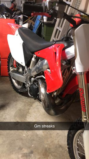 04 cr 250r for Sale in Norco, CA