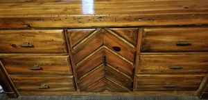 Rustic wood dresser for Sale in Surprise, AZ