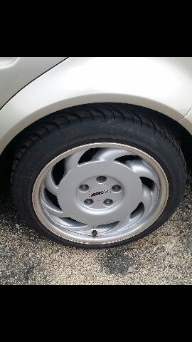 Blade, corvette rims with tires for Sale in Perth Amboy, NJ