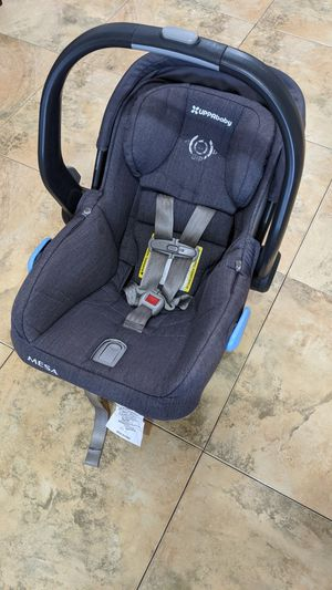 UPPAbaby® MESA Infant Car Seat in Jordan with Infant Car Seat Base for Sale in Pembroke Pines, FL