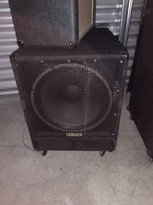 Yamaha. Speakers for Sale in Monterey Park, CA