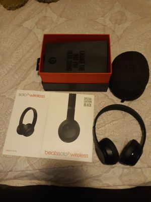 Beats Solo 3 Wireless Headphones for Sale in Upland, CA