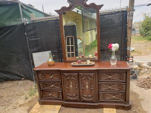 Furniture...refurnished...antique for Sale in Las Vegas, NV