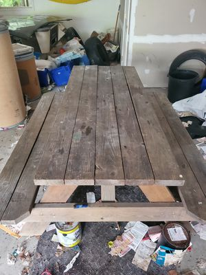 Picnic Table for Sale in Mechanicsville, MD
