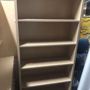 Light Brown Bookcase for Sale in Stonecrest, GA