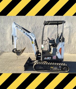 Mini Excavator for Sale in Inglewood, CA