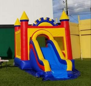 Commercial Water Slide Combo Unit for Sale in Bartow, FL