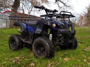 2018 TAOTAO 125cc quad for Sale in Fort Worth, TX