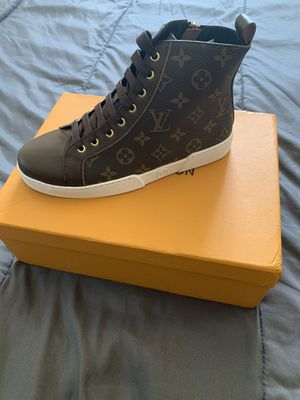 Louis Vuitton sneakers for Sale in East Norriton, PA