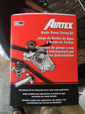 Timing belt/ water pump kit for 01-03 Acura cl for Sale in Cypress, TX