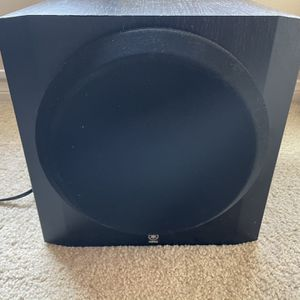"Yamaha YST-SW216 10"" 100W Subwoofer for Sale in Irvine, CA"