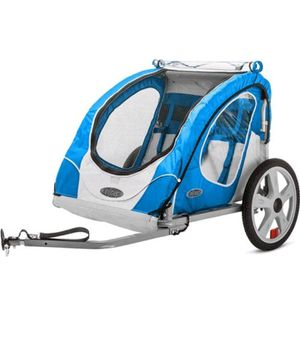 InStep Robin 2 Seat Bicycle Trailer for Sale in Kernersville, NC