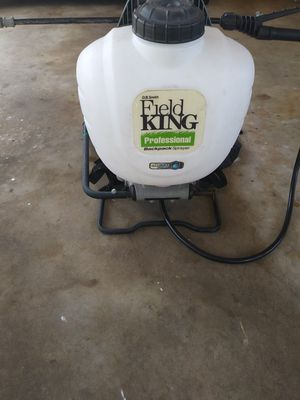Field King Backpack Sprayer for Sale in Orlando, FL