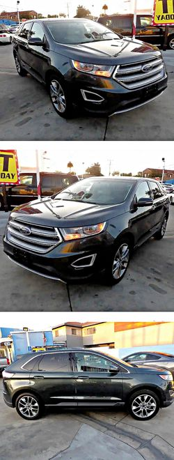 2015 Ford Edge Titanium for Sale in South Gate, CA