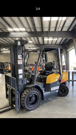 Brand New LiuGong 6000 lb forklift for Sale in Riverside, CA