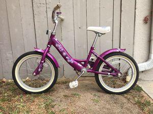 """Girls 16"""" purple bike for Sale in Los Angeles, CA"""