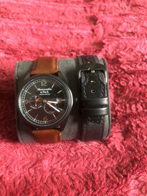 Abercombie Limited Edition Watch for Sale in Springfield, OR