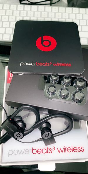 PowerBeats3 wireless for Sale in South El Monte, CA