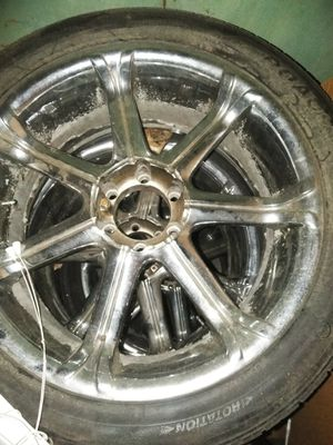 Rims and tires for Sale in St. Louis, MO