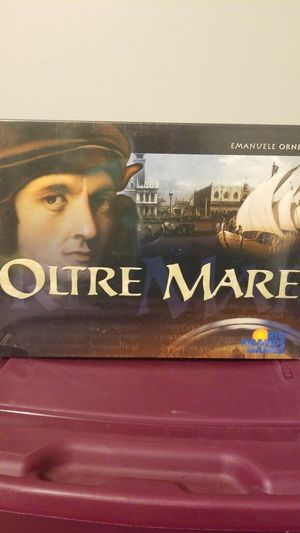 Board game: Oltre Mare for Sale in Aurora, OH