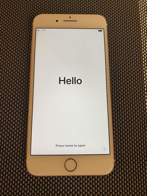iPhone 7 Plus (32G) T-MOBILE for Sale in Monroe, WA