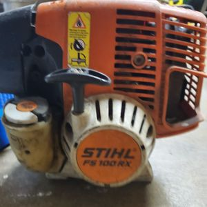 Stihl 100 Rx Pole Saw (Lots Of Extras) for Sale in Olympia, WA