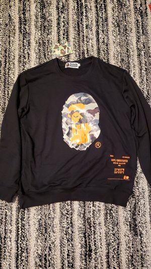 Bape overhead sweatshirt Size US Medium for Sale in Tarpon Springs, FL
