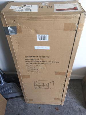 Conveniece Concepts. Bookcase. Still in box. for Sale in Lutz, FL