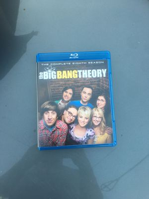 The Big Bang TheoThe Complete Eighth Season (2014) Format: Blu-ray for Sale in Lawndale, CA