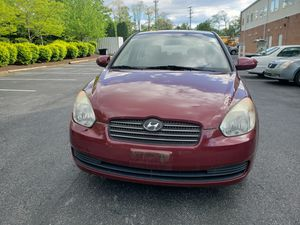 2009 Hyundai accent for Sale in Crofton, MD