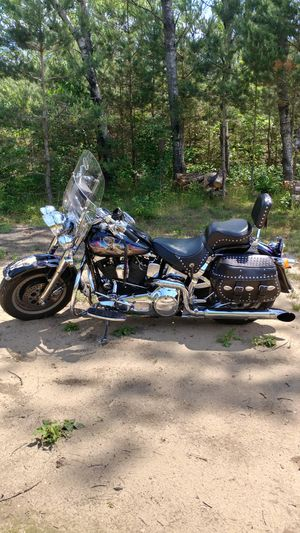 92 Harley Davidson fat boy. for Sale in Buckley, MI