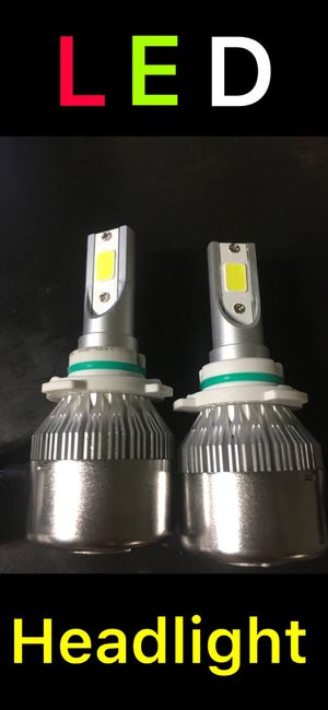 9006 HB4 LED Headlight Bulb Kit Low Beam Fog Light 60W 6000K 7600LM US Brand#GreenBoat for Sale in Cerritos, CA