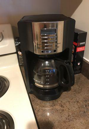 Mr.Coffee COFFEE MAKER! for Sale in Alexandria, VA