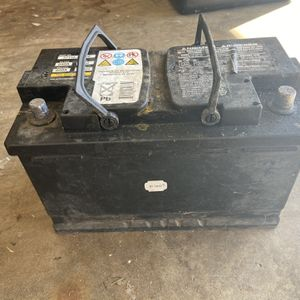 Free Bad Car Battery for Sale in New Port Richey, FL