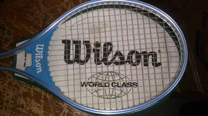 Wilson Chris Evert Rally Tennis Racket for Sale in Salt Lake City, UT