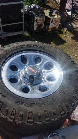 Chevy Truck Rims for Sale in Fresno,  CA