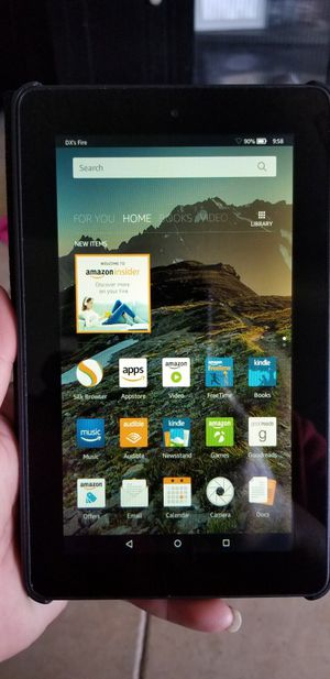 Kindle fire for Sale in Dinuba, CA