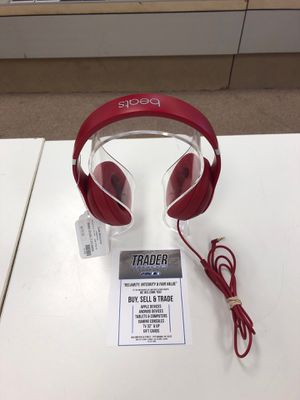 Beats By Dre Studio 3 Wireless (Red) for Sale in Pittsburgh, PA