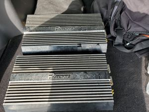 Performance tecnique amps for Sale in Stanton, CA