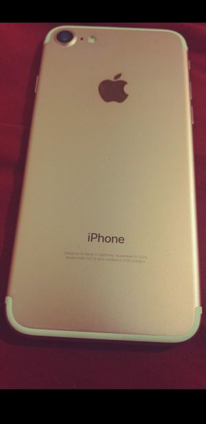IPhone 7 Rose Gold, AT&T, Mint for Sale in Chicago, IL