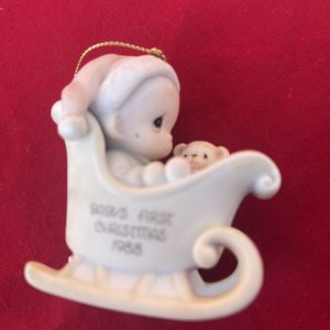 Baby Forts Christmas 1988 Precious Moments Figure for Sale in Fullerton, CA