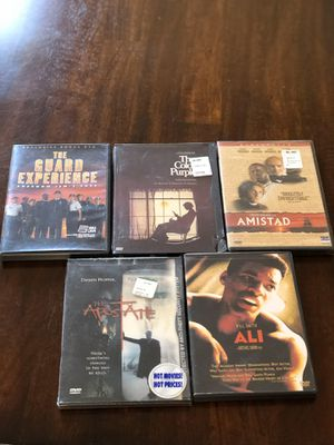 DVD for Sale in Simpsonville, SC