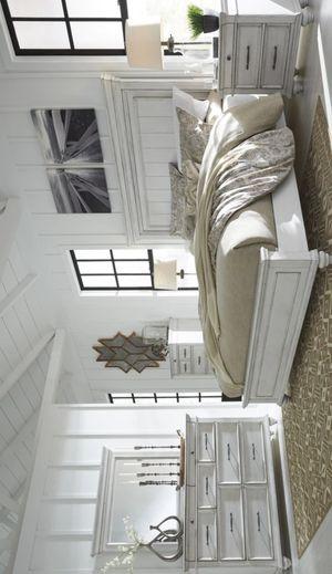 🍀[SPECIAL] Kanwyn Whitewash Panel Bedroom Set byAshley 🍀 for Sale in Jessup, MD